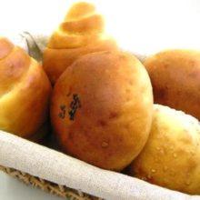 米粉で作るともちもち! The  菓子パン!