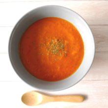 片栗粉で簡単!トマトポタージュ