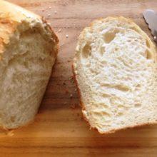 米粉で作る天然酵母食パン