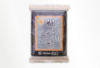 黒煎り胡麻 M 1kg