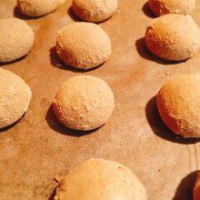 簡単!卵なしで作る!米粉のサクッ!ホロッ!クッキー♪