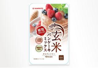 玄米パンケーキミックス 200g